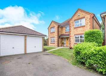 Thumbnail 4 bed detached house for sale in Gypsy Way, High Halstow, Rochester