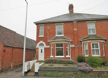 Thumbnail 1 bed semi-detached house for sale in Higher Street, Cullompton