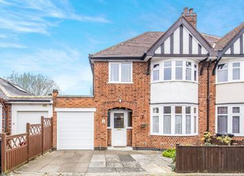 Thumbnail 3 bed semi-detached house to rent in Parkstone Road, Leicester