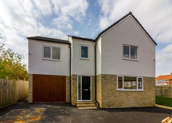 Thumbnail 4 bed detached house for sale in Valley Road, Kippax, Leeds