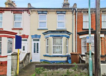 Byron Road, Gillingham ME7. 3 bed terraced house for sale