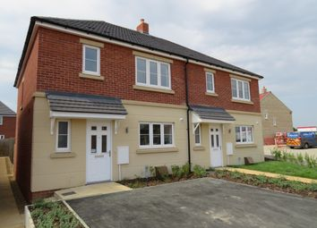 Thumbnail 3 bed property to rent in Honeysuckle Way, Raunds, Wellingborough