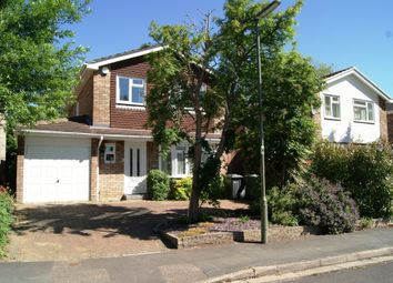 Thumbnail 4 bed detached house for sale in Wey Close, Ash, Surrey