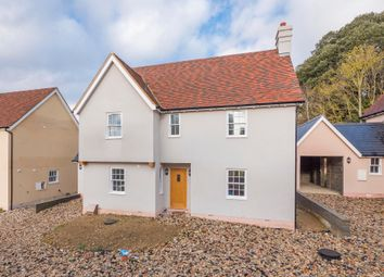 Thumbnail 3 bed detached house for sale in Cuckoo Hill, Bures