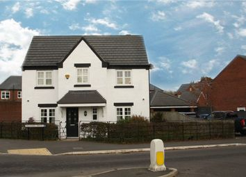4 bed detached house for sale in Holford Drive, Winsford, Cheshire CW7