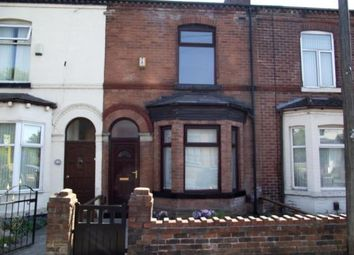 Thumbnail 2 bed terraced house for sale in Crow Lane West, Newton-Le-Willows, Merseyside