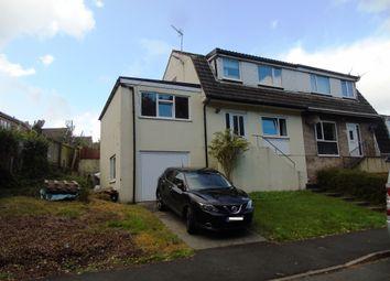 Thumbnail 3 bed semi-detached house for sale in Heol Pen Y Foel, Coed-Y-Cwm, Pontypridd
