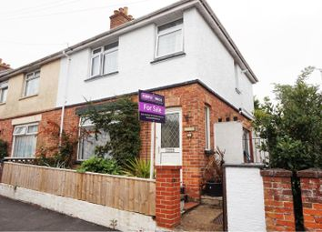 3 bed semi-detached house for sale in Harding Road, Ryde PO33