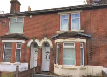 Thumbnail 3 bed terraced house to rent in Cranbury Road, Eastleigh