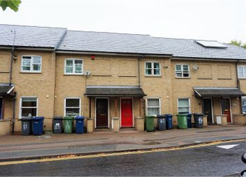 Thumbnail 3 bed terraced house to rent in New Street, Cambridge