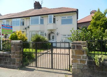 Thumbnail 4 bed semi-detached house to rent in Almonds Grove, Liverpool, Merseyside