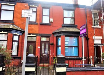 Thumbnail 3 bedroom terraced house for sale in Church Lane, Manchester