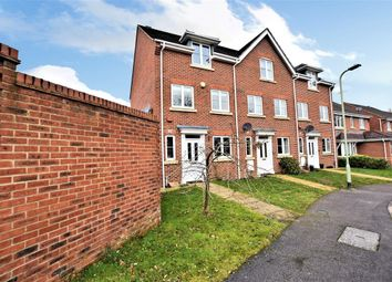 Thumbnail 3 bed end terrace house for sale in Rayner Drive, Arborfield, Reading