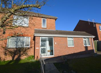 Thumbnail 3 bed semi-detached house for sale in Chalfield Crescent, Melksham