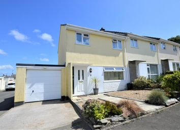 Thumbnail 3 bed end terrace house for sale in The Bridges, Saltash, Cornwall