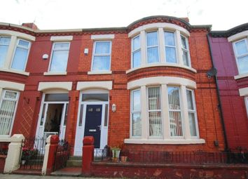 Thumbnail 3 bed terraced house for sale in Pemberton Road, Old Swan, Liverpool