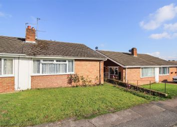 Thumbnail 2 bed semi-detached bungalow for sale in Sleigh Road, Sturry, Canterbury