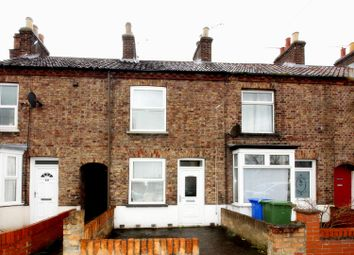 Thumbnail 3 bed terraced house for sale in Victoria Road, Driffield