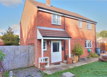 Thumbnail 4 bed detached house for sale in Bracken Rise, Mundford, Thetford