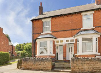 3 bed end terrace house for sale in Sandy Lane, Hucknall, Nottinghamshire NG15