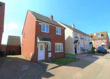 Thumbnail 3 bed detached house for sale in The Rickyard, Lower Shelton, Bedfordshire