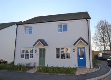 Thumbnail 2 bedroom semi-detached house for sale in Crookmans Close, Barnstaple