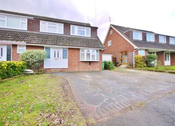 Thumbnail 4 bed semi-detached house for sale in Parsonage Field, Doddinghurst, Brentwood, Essex