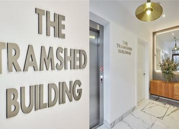 Thumbnail 3 bed flat for sale in The Tramshed Building, 45A Goldhawk Road, Shepherds Bush, London