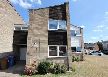 Thumbnail 4 bed semi-detached house for sale in Lindisfarne Close, Ipswich, Suffolk, Suffolk, Suffolk IP2 9Eb