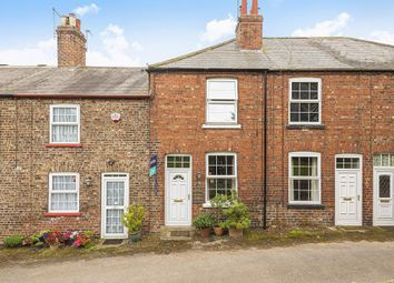 Thumbnail 2 bed cottage for sale in Church View, Bolton Percy, York