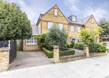 Thumbnail 4 bed terraced house for sale in Fifth Cross Road, Twickenham