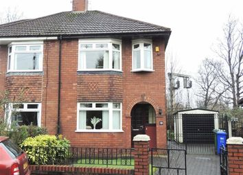 Thumbnail 3 bed semi-detached house for sale in Eastholme Drive, Levenshulme, Manchester