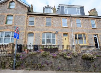 4 bed terraced house for sale in Ranscombe Road, Brixham TQ5