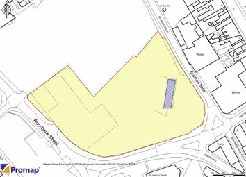 Thumbnail Land for sale in Woodbank Street, Stoke-On-Trent, Staffordshire