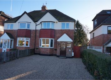Thumbnail 4 bed semi-detached house for sale in St. Helens Road, Leamington Spa