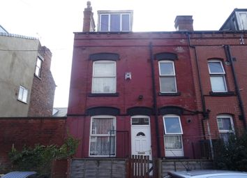 Thumbnail 3 bedroom terraced house for sale in Bayswater Terrace, Leeds