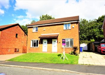Thumbnail 3 bed semi-detached house for sale in The Oaks, Chorley