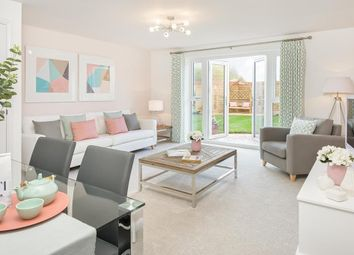 "Thumbnail 2 bed semi-detached house for sale in ""Wilford"" at Dryleaze, Yate, Bristol"