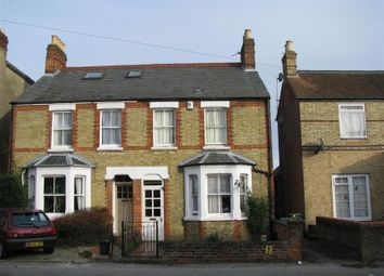 Thumbnail 4 bed semi-detached house to rent in Windmill Road, Headington, Oxford
