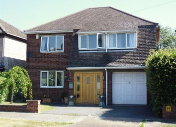 Thumbnail 4 bed detached house for sale in Constance Avenue, North Hykeham, Lincoln