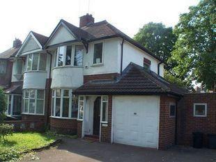 Thumbnail 3 bed property to rent in Garretts Green Lane, Sheldon, Birmingham