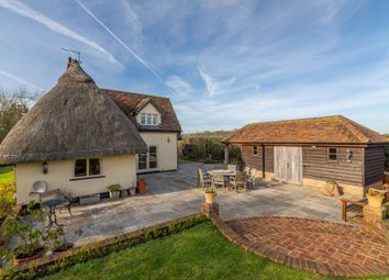 Thumbnail 3 bed detached house for sale in Upwick Green, Albury, Ware