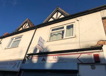 1 bed flat to rent in Gravelly Lane, Erdington B23
