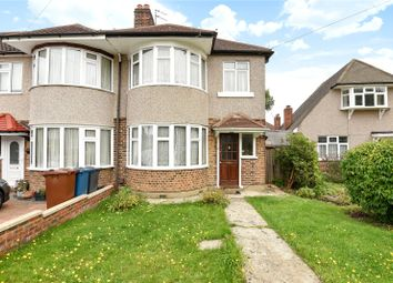Thumbnail 3 bed end terrace house for sale in Cannon Lane, Pinner, Middlesex