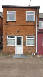 Thumbnail 4 bedroom end terrace house for sale in Welbeck Street, Creswell, Worksop