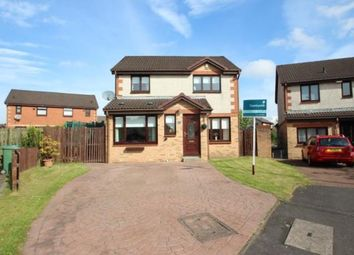 Thumbnail 3 bed detached house for sale in Barony Court, Baillieston, Glasgow, Lanarkshire