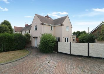 Thumbnail 3 bed semi-detached house for sale in Hill Road, Willenhall