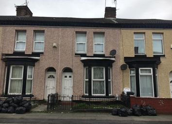 Thumbnail 3 bed terraced house for sale in 31 Dryden Street, Bootle, Merseyside