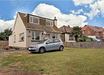 Thumbnail 3 bed detached house for sale in Scocles Road, Minster On Sea