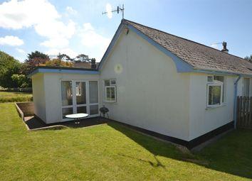Thumbnail 1 bedroom semi-detached bungalow to rent in 4A Moor Lane, Croyde, Braunton